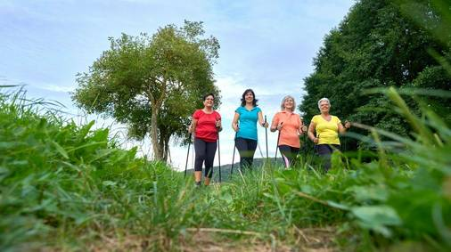 Pilates & Nordic Walking Holiday in the South Downs