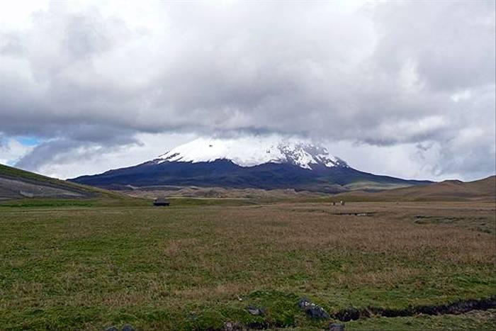 Volcano, Antisana (Robert Davidson)