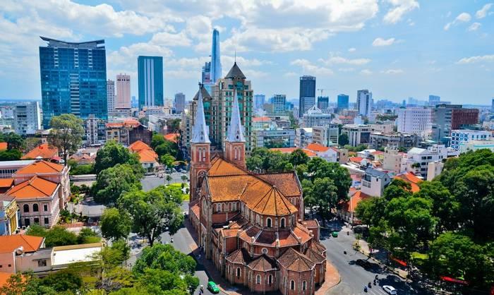 Notre Dame Cathedral, Ho Chi Minh City, Vietnam shutterstock_175128359.jpg