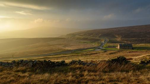 New Year Discovery Tour in the Peak District