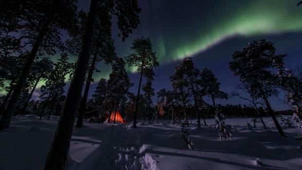 Nangu - Northern Lights short break