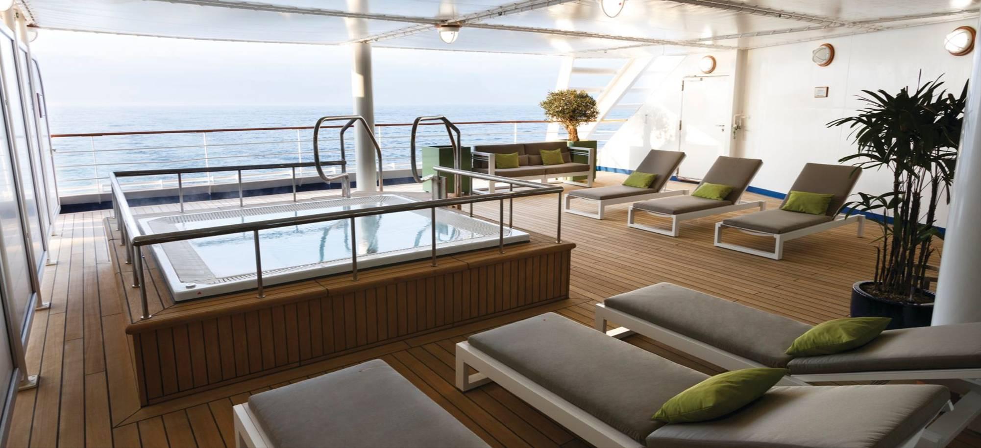 At Sea   Zagara Spa   Itinerary Desktop