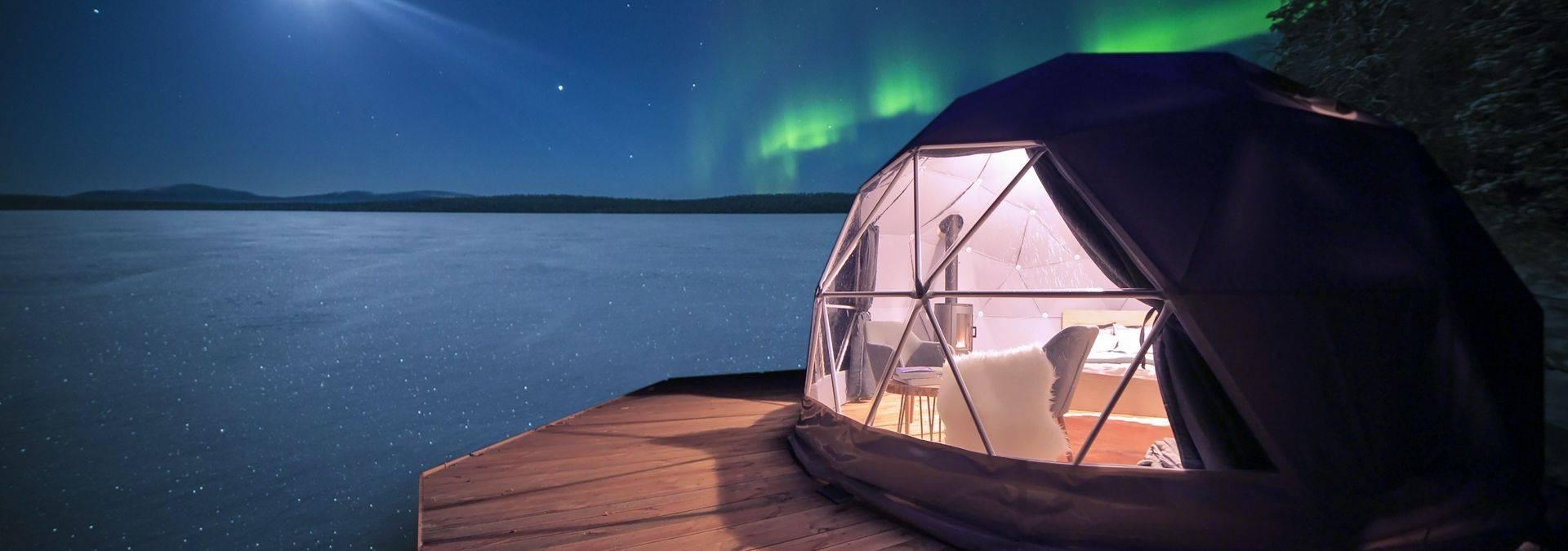aurora dome jarven rannalla.jpg