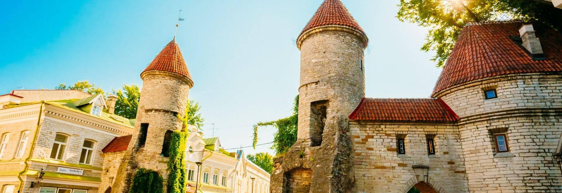 Shutterstock 217817677 Old Town, Tallinn