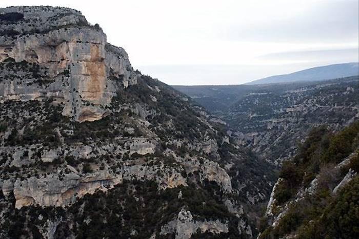 The Nesque Gorge (Mark Galliott)