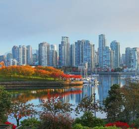 Vancouver - Hotel Stay