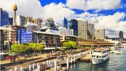 Sydney    Darling Harbour   446x270