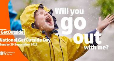 National Get Outside Day 2019