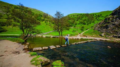 4-Night Peak District Guided Walking Holiday