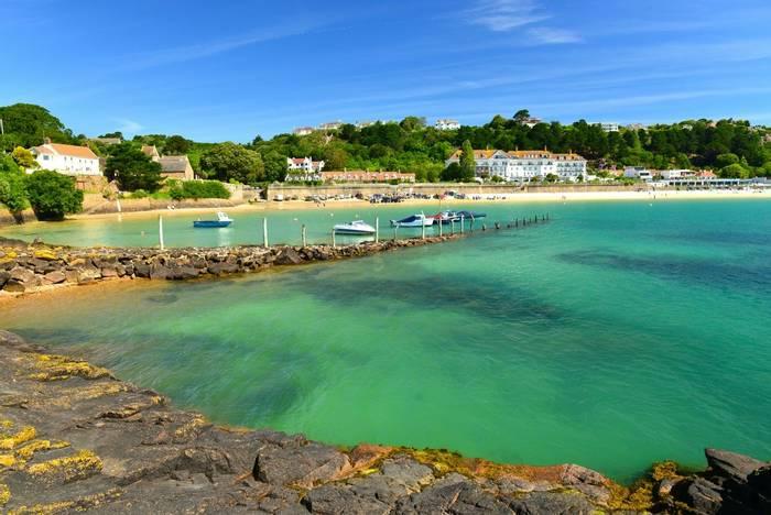 St Brelades Bay, Jersey