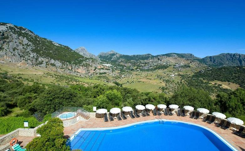 Spain - Andalucia - Hotel Fuerte Grazalema - 01-fuerte-grazalema-piscina.jpg