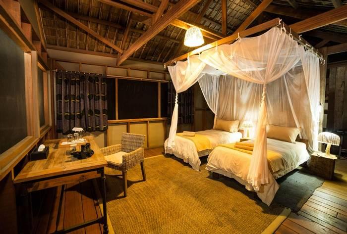 Mboko Camp twin room