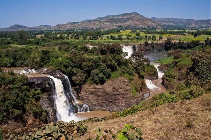 Blue Nile Falls (Dani Free)