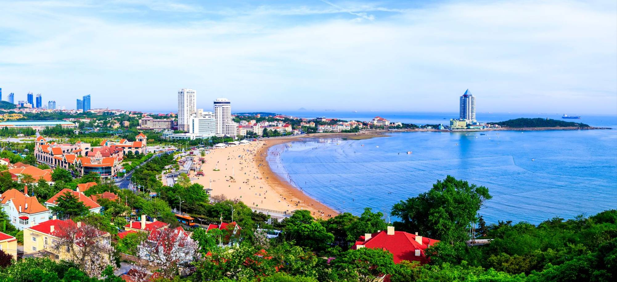 14 Day   Qingdao, Coastal City    Itinerary Desktop