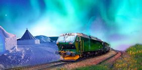 Grand Norwegian Fjords and Northern Lights Discovery