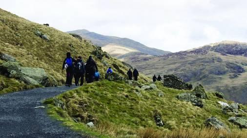 Snowdon Challenge Holiday