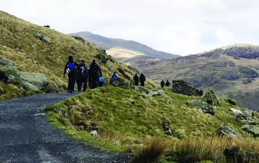 Southern Snowdonia Snowdon Challenge Holiday