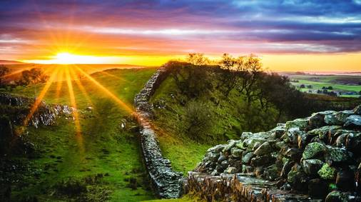 Best of Hadrian's Wall Guided Trail Holiday
