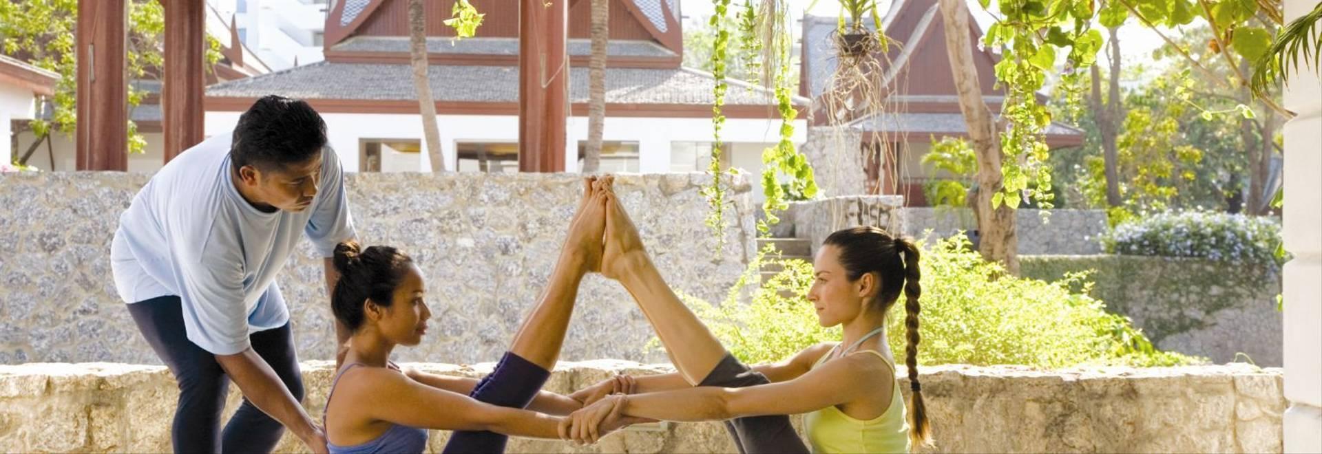 Chiva Som Yoga 2