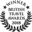 British Travel Awards Logo