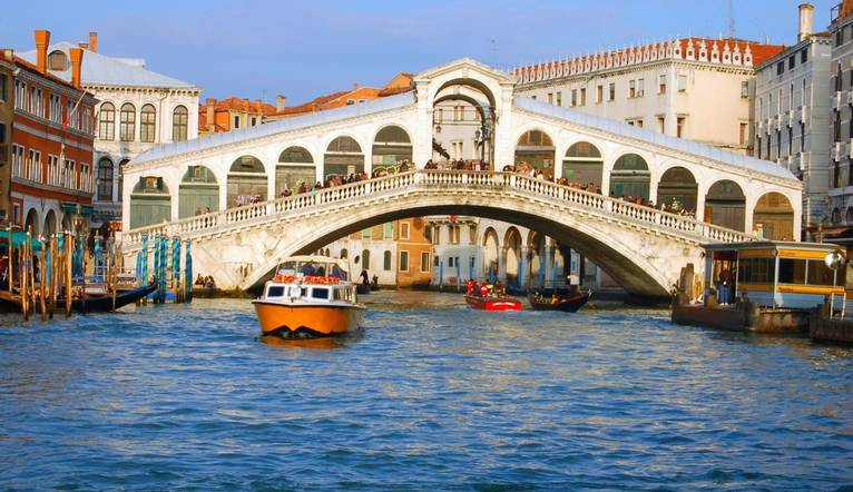 Dt Rialto Bridge Venice