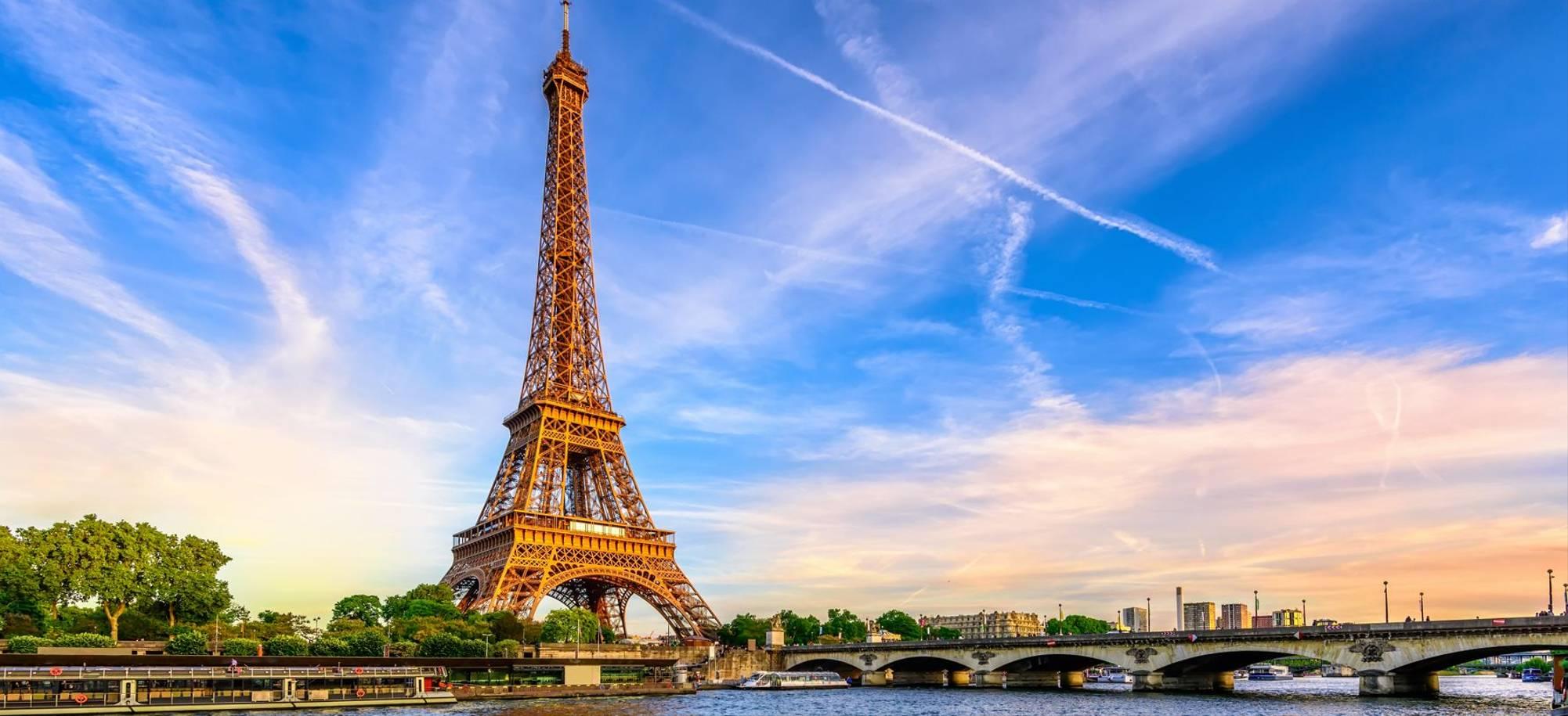 Le Havre   Eiffel Tower, Paris   Itinerary Desktop