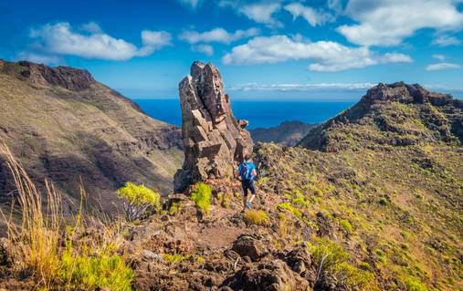 Tenerife Guided Walking Holiday