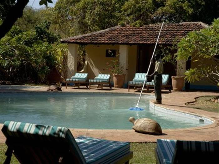Pool at Kapani