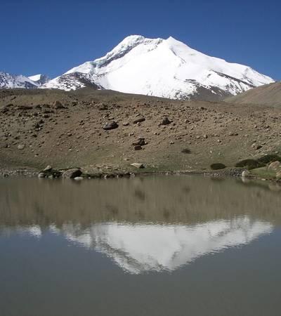 Mount Kang Yatze