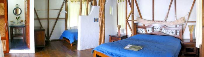 Accommodation (Ecotours Ecuador)
