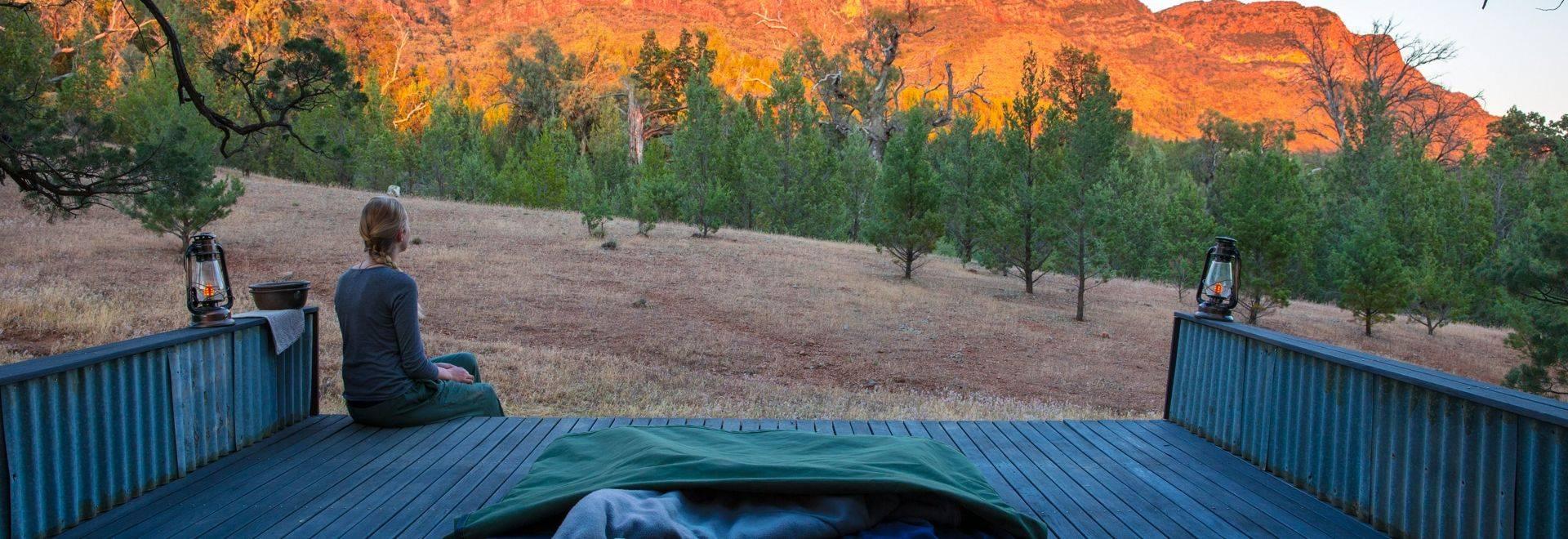 Great Walks AW Camping
