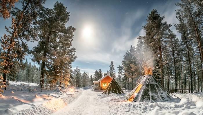 Sapmi Nature Camp (Ann Miles)