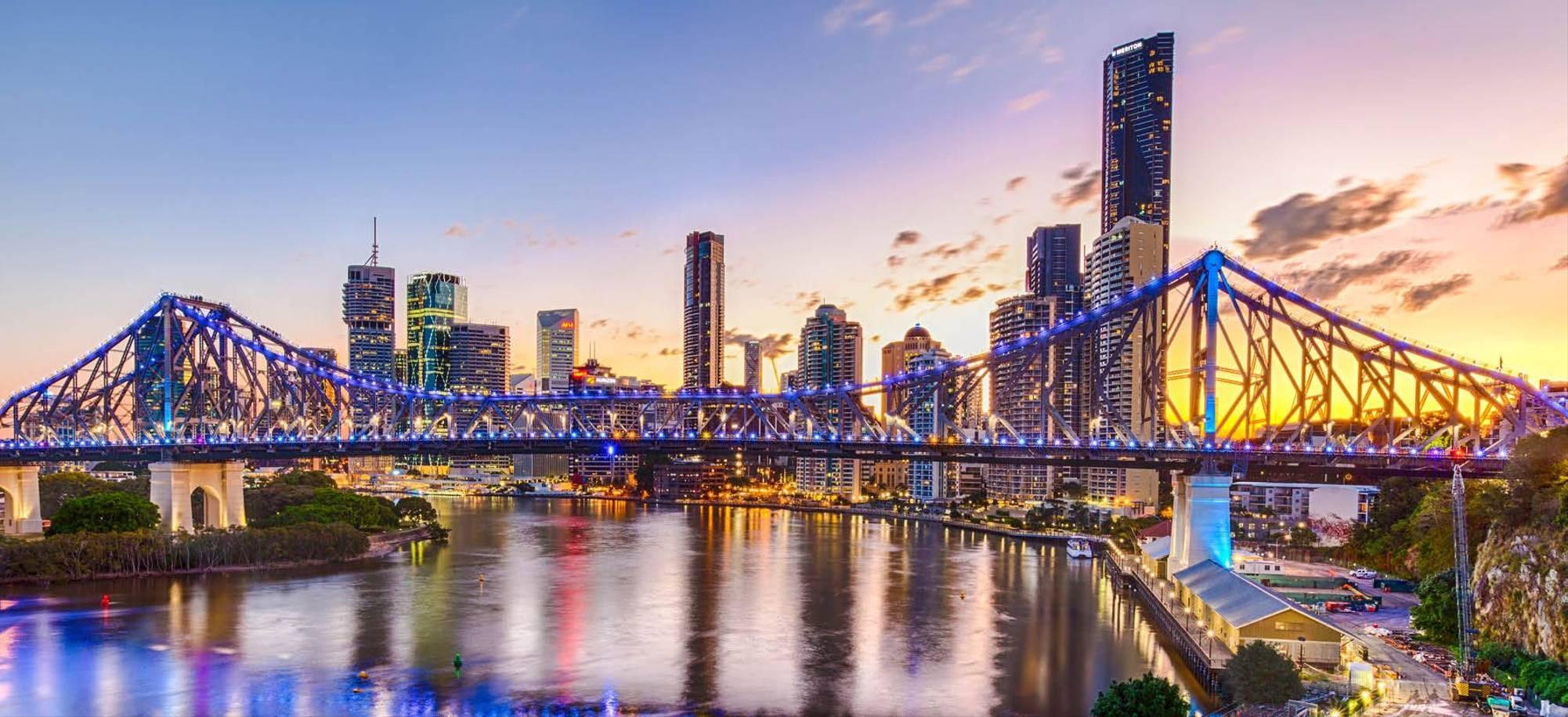 Brisbane Desktop Image