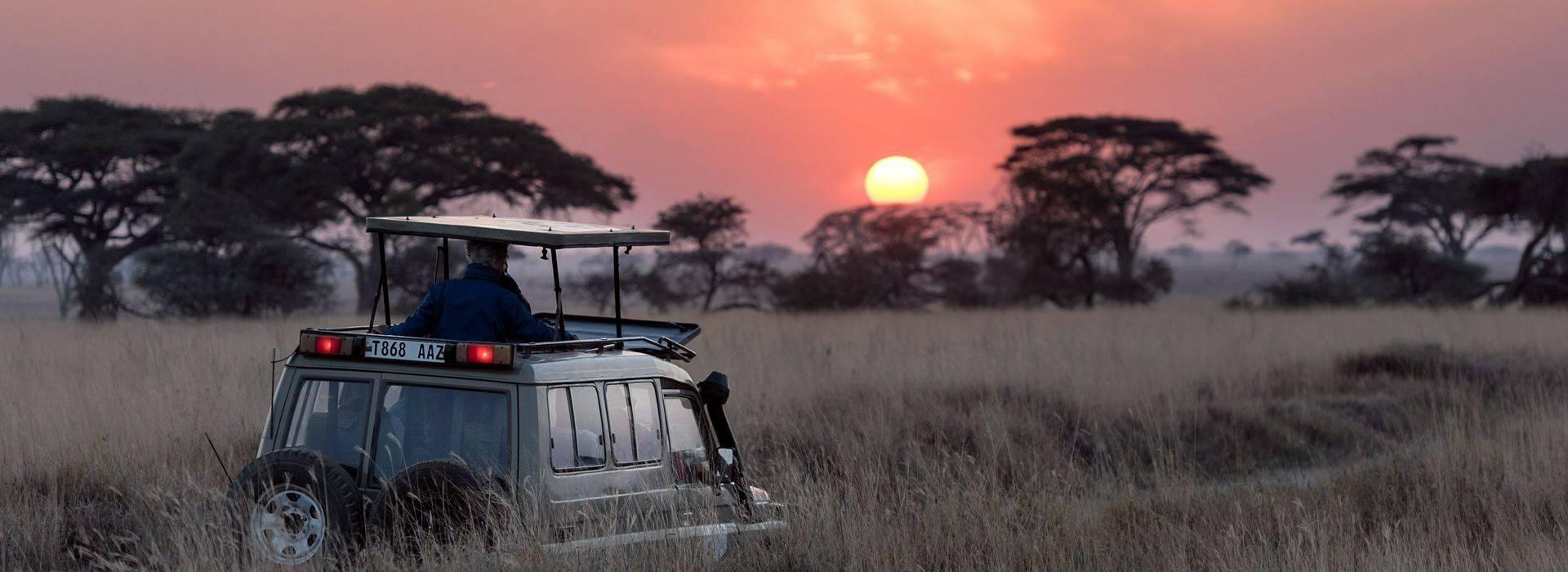 Africa Wellness Vacations