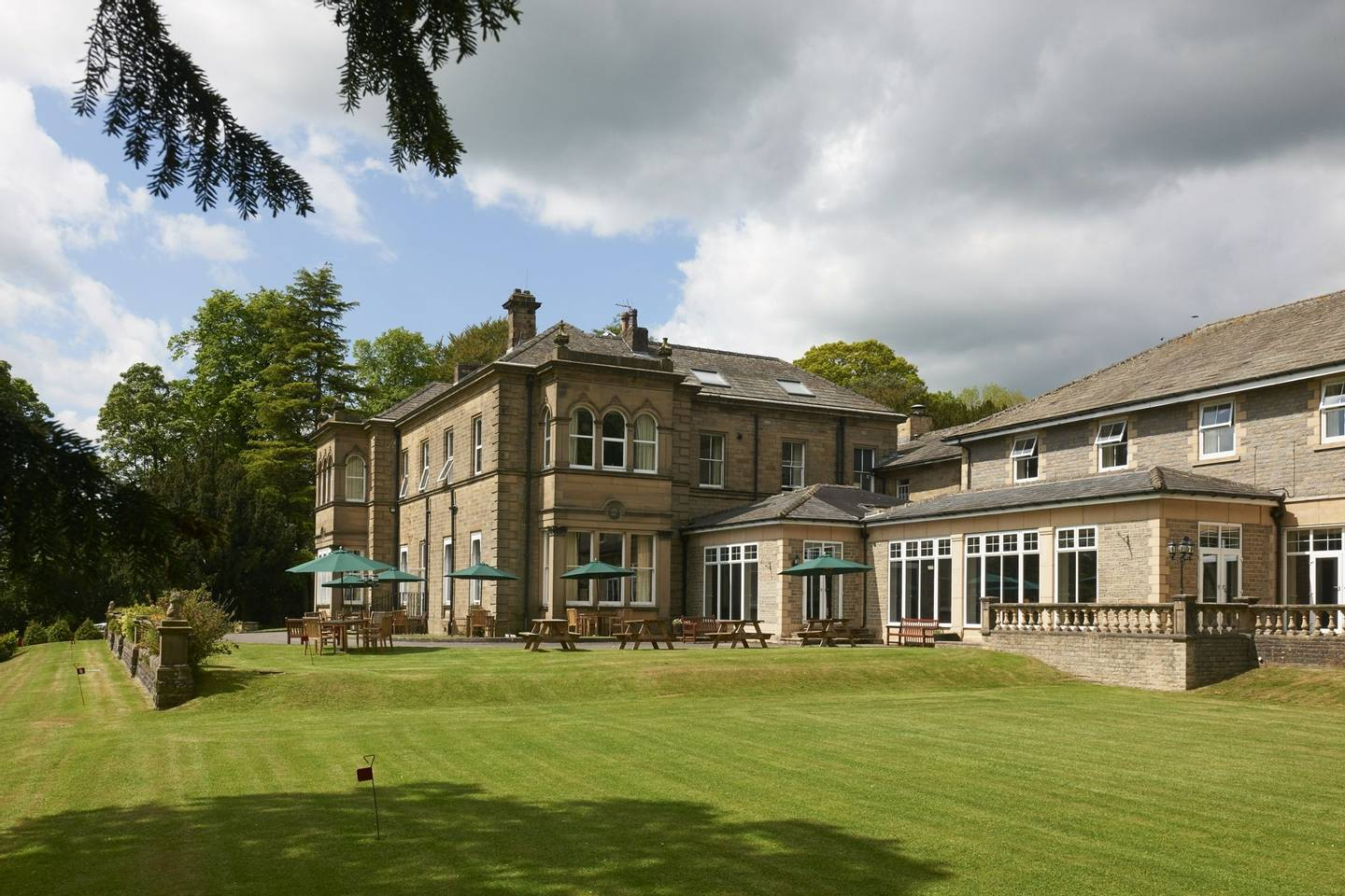 Newfield Hall, Malham, Yorkshire Dales
