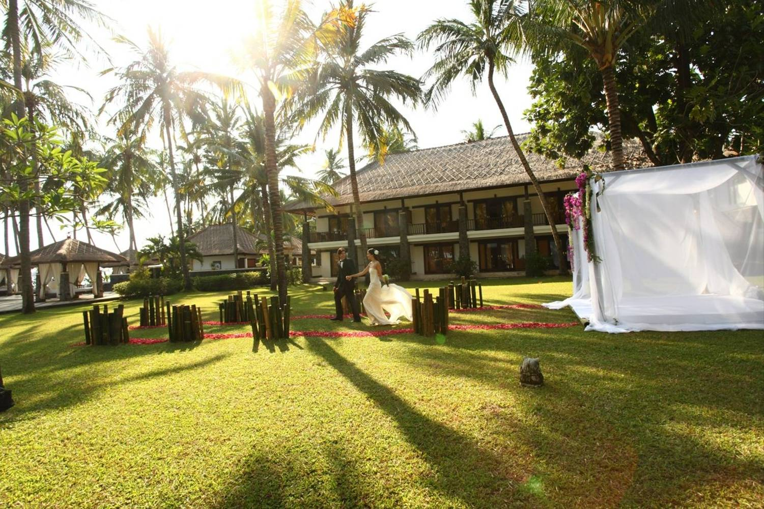 Spa Village Resort Tembok Bali Health And Fitness Travel