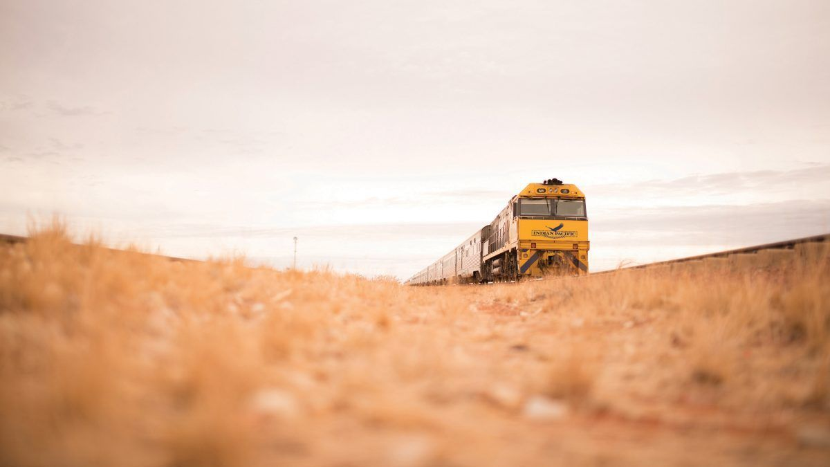 The Indian Pacific & Perth Discovery