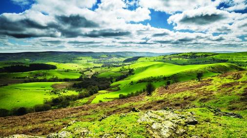 The Offa's Dyke Guided Trail Holiday