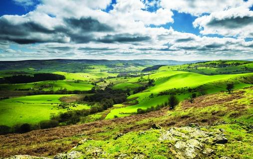The Offa's Dyke Path Guided Trail Holiday