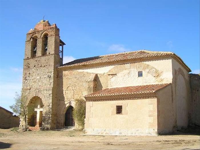 Spanish church (Thomas Mills)