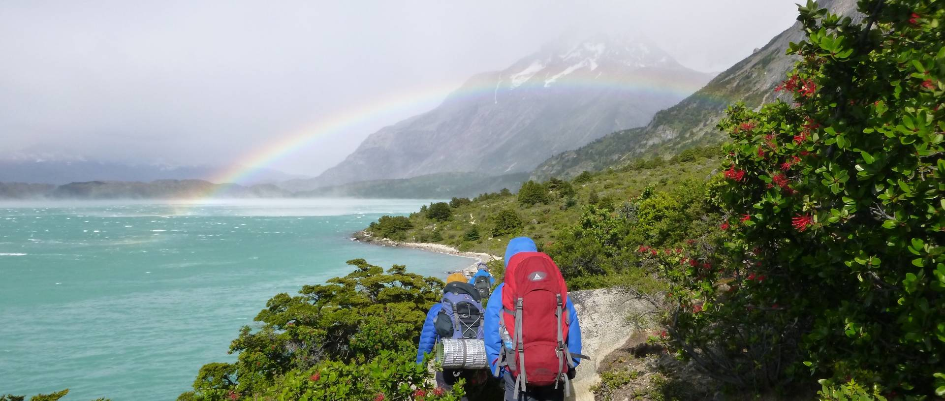 Hiking Through Torres Del Paine National Park