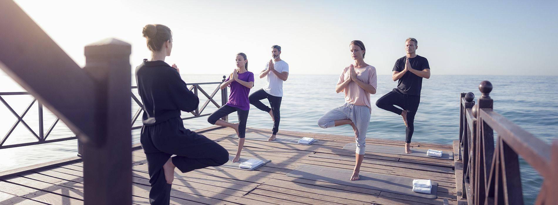 健康とフィットネスの休日ヨーロッパ