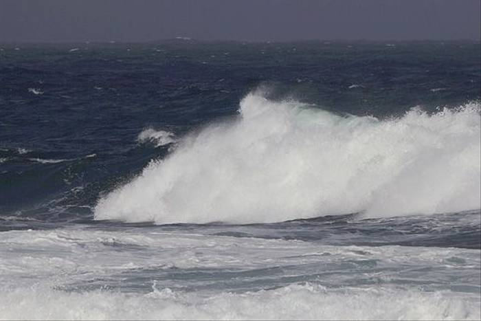 Atlantic swell (Derek Mills)