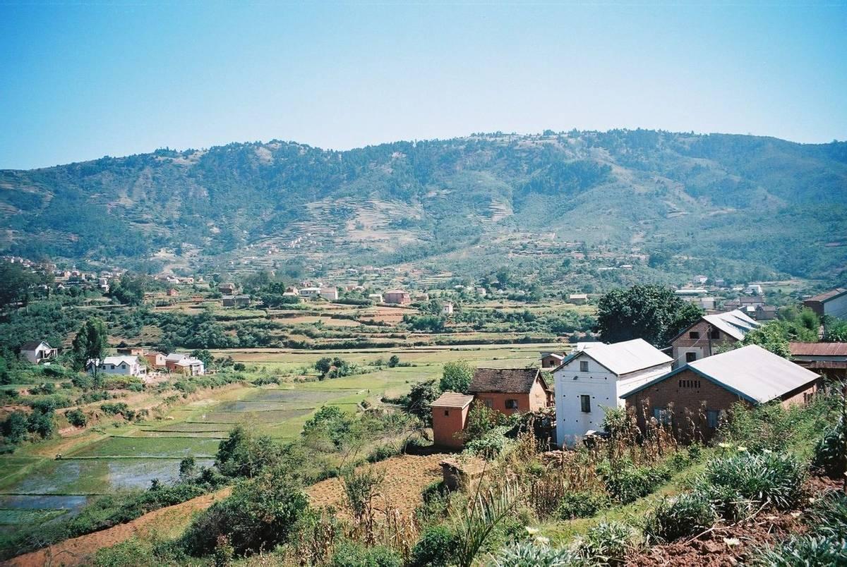 Madagascar village