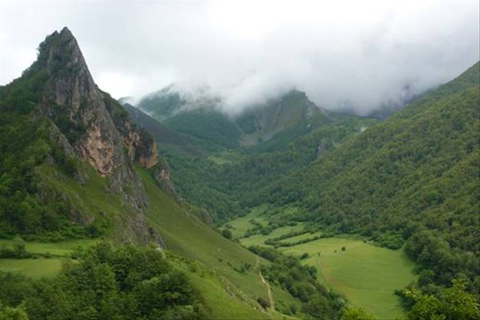 Cordillera Cantabrica (Byron Palacios)