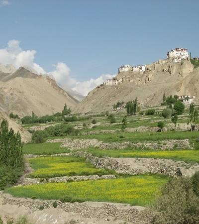 Lamarayu monastery