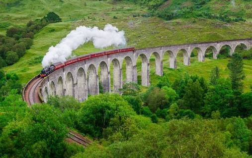 7-night Highland Railway Tour