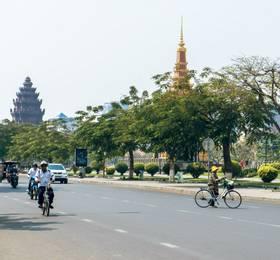 Fly to Phnom Penh