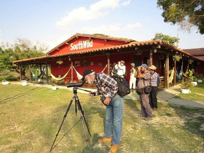 SouthWild Pantanal Lodge