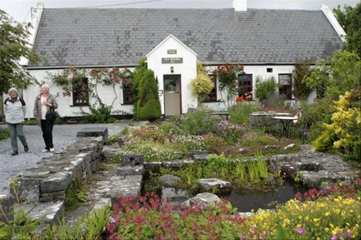 Garden Tea Rooms, Balyvagan (Maureen Ponting)